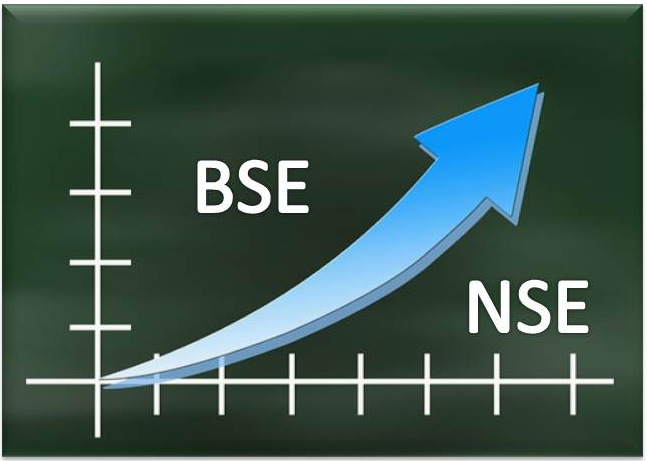 SENSEX, NIFTY CLOSED IN GREEN ON FRIDAY CLOSING, SBI MAJOR GAINER AMONG ALL ?