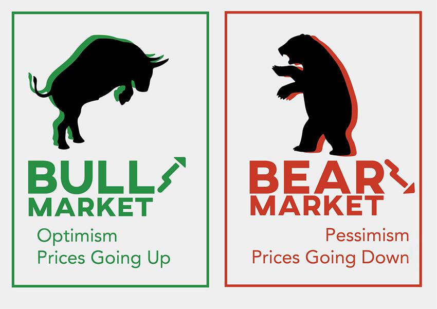 WHAT IS BULL MARKET & BEAR MARKET – EXPLAINED IN DETAILED?