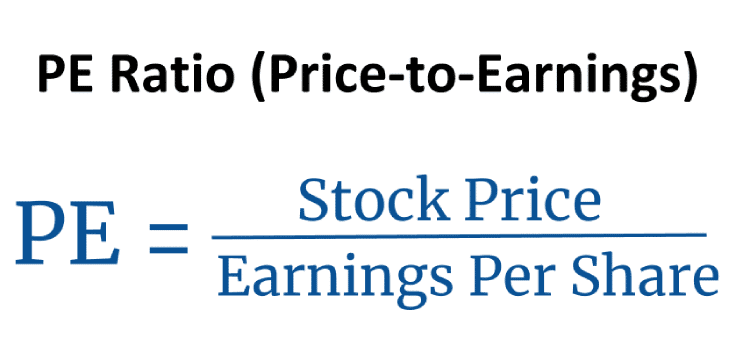 WHAT IS MEANT BY P/E RATIO &PRICE TO EARNINGS RATIO(P/E)IS IMPORTANT TO ANY COMPANY ?