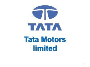 TATA MOTORS IS RAISED 6.65% EVEN MOODY'S DOWNGRADES WHY ?